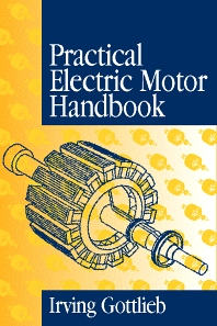 Cover image for Practical Electric Motor Handbook