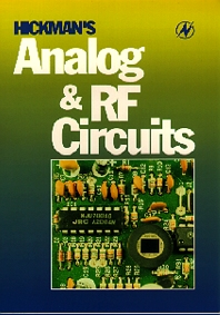 Cover image for Hickman's Analog and RF Circuits