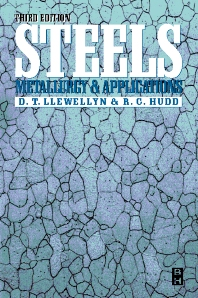Cover image for Steels: Metallurgy and Applications