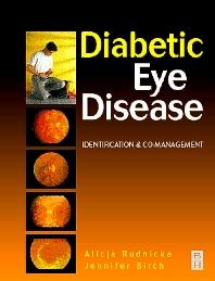Cover image for Diabetic Eye Disease
