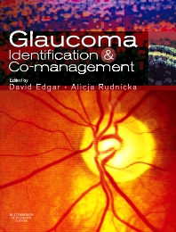 Cover image for Glaucoma Identification and Co-management