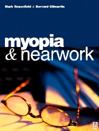 Cover image for Myopia and Nearwork