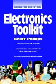 Newnes Electronics Toolkit, 2nd Edition,Geoff Philips,ISBN9780750637909