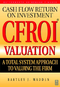 Cover image for CFROI Valuation