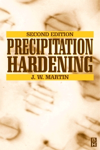 Precipitation Hardening - 2nd Edition - ISBN: 9780750638852, 9780080984896