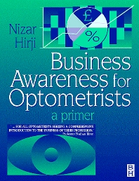 Business Awareness for Optometrist - 1st Edition - ISBN: 9780750639613
