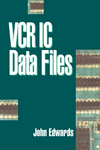 Cover image for VCR IC Data Files