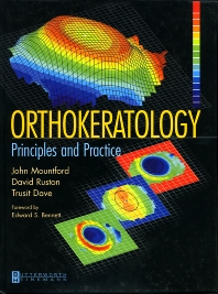 Cover image for Orthokeratology