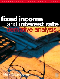 Cover image for Fixed Income and Interest Rate Derivative Analysis