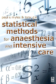 Cover image for Statistical Methods for Anaesthesia and Intensive Care