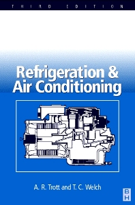Cover image for Refrigeration and Air Conditioning