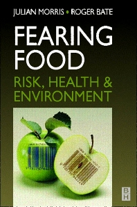 Cover image for Fearing Food
