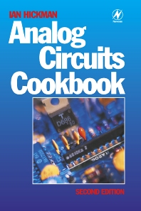 Analog Circuits Cookbook, 2nd Edition,Ian Hickman,ISBN9780750642347