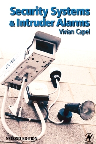 Security Systems & Intruder Alarms, 2nd Edition,Vivian Capel,ISBN9780750642361