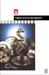 Cover image for Foseco Ferrous Foundryman's Handbook