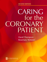 Caring for the Coronary Patient - 2nd Edition - ISBN: 9780702037771