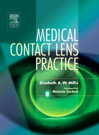 Cover image for Medical Contact Lens Practice