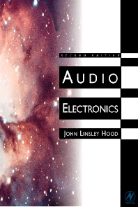 Audio Electronics, 2nd Edition,John Linsley Hood,ISBN9780750643320