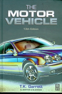 Motor Vehicle - 13th Edition - ISBN: 9780750644495, 9780080537016