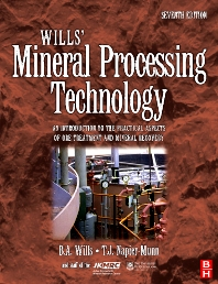 Wills' Mineral Processing Technology - 7th Edition - ISBN: 9780750644501, 9780080479477