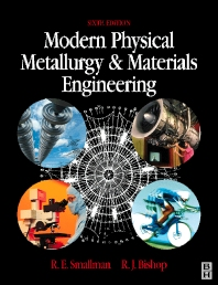 Cover image for Modern Physical Metallurgy and Materials Engineering