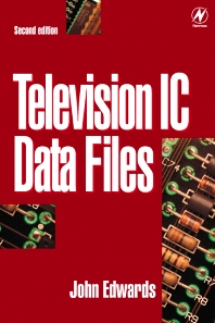 Cover image for Television IC Data Files