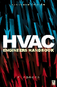 HVAC Engineer's Handbook - 11th Edition - ISBN: 9780750646062