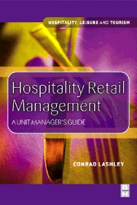 Hospitality Retail Management - 1st Edition - ISBN: 9780750646161