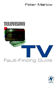 Cover image for TV Fault Finding Guide