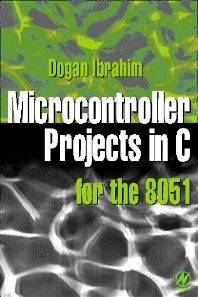 Cover image for Microcontroller Projects in C for the 8051