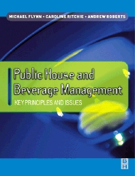 Public House and Beverage Management - 1st Edition - ISBN: 9780750646789