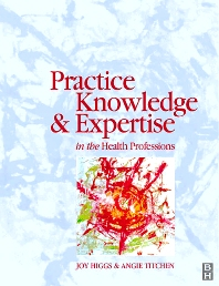 Cover image for Practice Knowledge & Expertise Health Prof