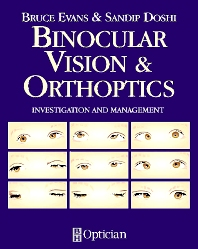 Cover image for Binocular Vision and Orthoptics