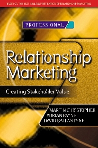 Relationship Marketing - 1st Edition - ISBN: 9780750648394
