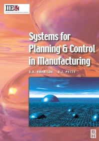 Cover image for Systems for Planning and Control in Manufacturing