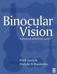Cover image for Practical Binocular Vision Assessment