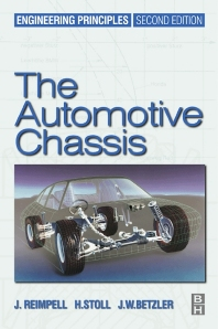 Cover image for The Automotive Chassis: Engineering Principles