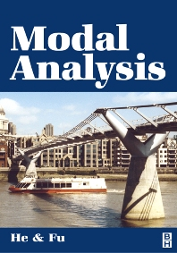 Modal Analysis, 1st Edition,Zhi-Fang Fu,Jimin He,ISBN9780750650793
