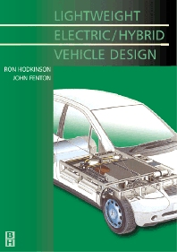 Cover image for Lightweight Electric/Hybrid Vehicle Design