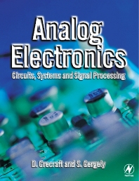 Analog Electronics - 1st Edition - ISBN: 9780750650953, 9780080475837