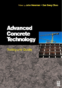 Advanced Concrete Technology 4, 1st Edition,John Newman,B S Choo,ISBN9780750651066
