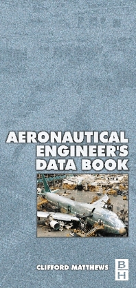 Cover image for Aeronautical Engineer's Data Book