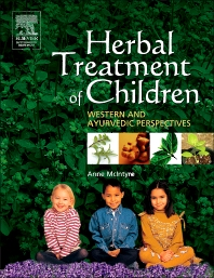 Cover image for Herbal Treatment of Children