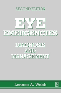 Cover image for Manual of Eye Emergencies