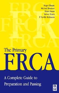 Primary FRCA