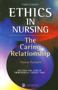 Cover image for Ethics in Nursing