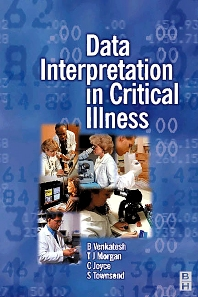 Cover image for Data Interpretation in Critical Care Medicine