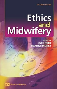 Cover image for Ethics and Midwifery