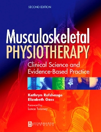 Cover image for Musculoskeletal Physiotherapy