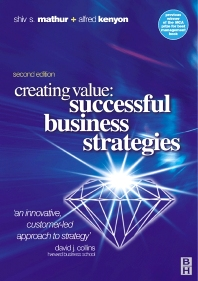 Creating Value - 2nd Edition - ISBN: 9780750653633